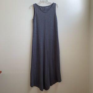 Eileen Fisher gray organic dress S